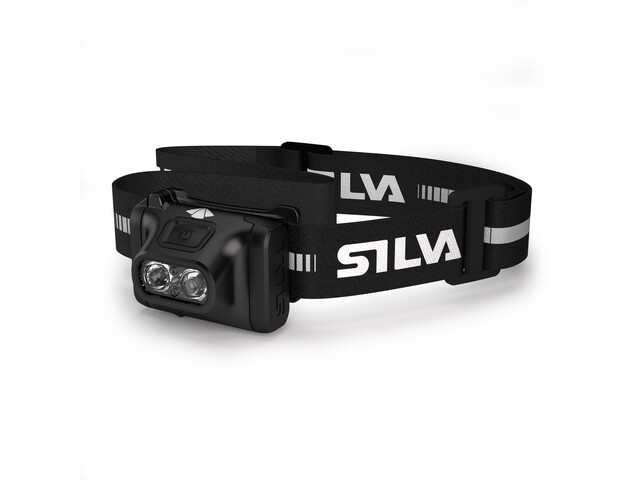 Silva Scout RC Headlamp black/white